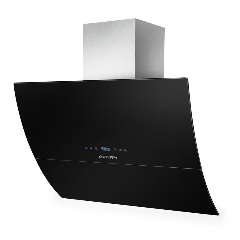 Кухонная вытяжка Klarstein RGL90BL 90см 550m³ / ч