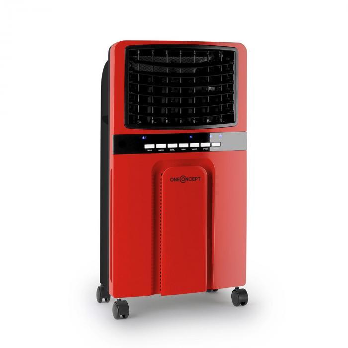 Вентилятор, мойка воздуха, очиститель, ионизатор oneConcept Baltic Black 65Вт 400м³/ч RD  V2136FDMA0