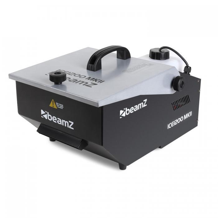 Дым машина Beamz Ice1200 MKII Ice Fog Machine 1200W 125 м³ / мин / 0,5 л бак