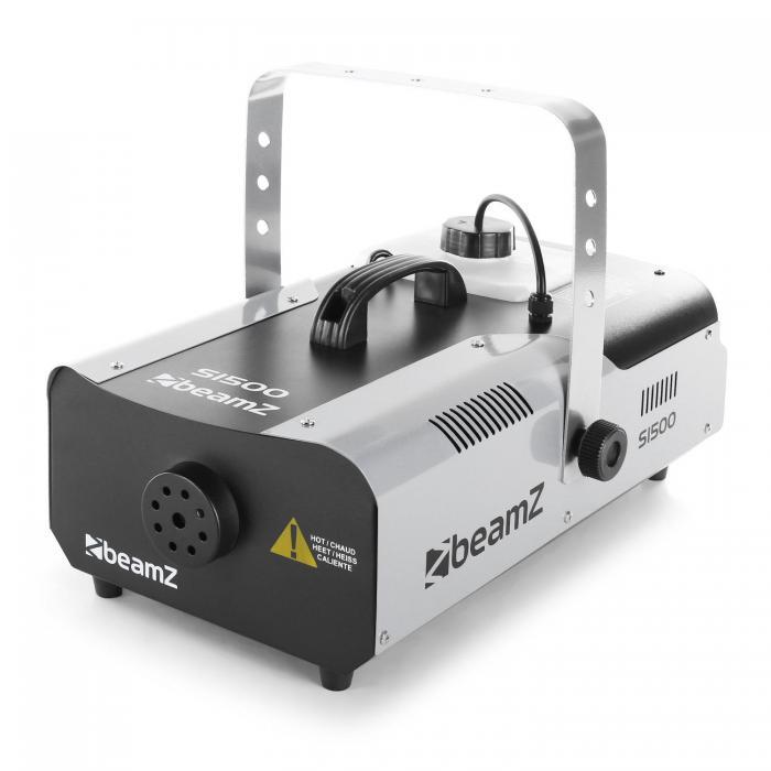 Дым машина Beamz S1500 Fog Machine 1500W DMX