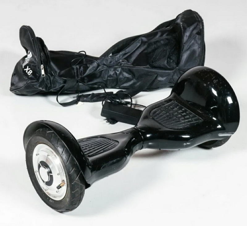 Гироскутер ORB WheeL X8 колеса 10 дюймов, масса до 100кг, LED
