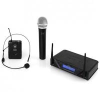 Комплект беспроводных UHF-микрофонов Malone UHF-450 Duo3