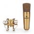Конденсаторный микрофон Auna CM600 USB студийный кардиоидный аналого-цифровой преобразователь