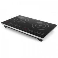 Двойная индукционная варочная плита Klarstein VariCook XL 3100 Вт Таймер 240 ° C Touch DM1A15