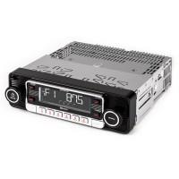 Автомобильная магнитола Auna RMD-Sender-One Autoradio Bluetooth USB SD MP3 AUX CD Ретро