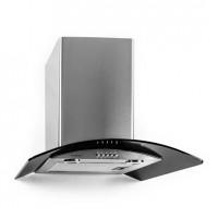 Кухонная вытяжка из нержавеющей стали Klarstein GL60WSB 60см 370m³ / ч