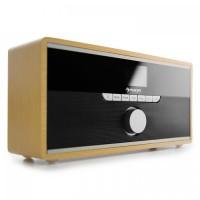Интернет радио Auna Weimar Bluetooth DAB + FM будильник US1A20