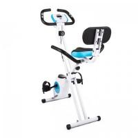 Велотренажер Klarfit Azura Comfort PRO 100кг White