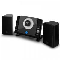 Вертикальный стереопроигрыватель oneConcept Vertical 70 CD USB MP3 AUX Black