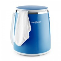 Мини-стиральная машина oneConcept Ecowash-Pico mini, 3,5 кг, 380 Вт Blue