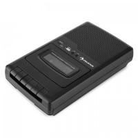 Портативный магнитофон Auna RQ-132USB диктофон магнитофон Micro USB VT2