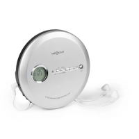 CD-плеер oneConcept CDC 100 MP3 Discman портативный проигрыватель компакт-дисков CD-R / -RW / -MP3 Antishock ESP Micro-USB SLV