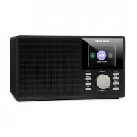 Цифровое радио Auna DR-160 Bluetooth DAB + / FM-радио MP3-плеер USB AUX-In 2,4 TFT