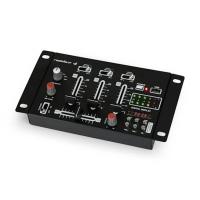 3/2-канальный микшер Skytec STM-3020 DJ-микшер MP3 USB-вход VTV2