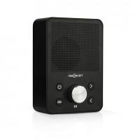 Радиоприемник OneConcept Plug + Play FM-радио, FM-тюнер, USB, BT