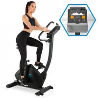 Велотренажер CAPITAL SPORTS Evo Track Cardiobike Bluetooth, маховик 15 кг DM2A0
