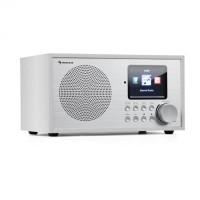 Интернет-радио Auna Silver Star Mini DAB + / FM радио, WiFi, BT