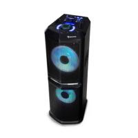 """Мобильная акустическая система Auna Clubmaster 8000, макс. 120 Вт, 2 х 10"""" USBRNNMCA25"""