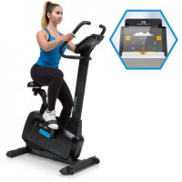 Велотренажер CAPITAL SPORTS Evo Pro Cardiobike система обратной связи через Bluetooth
