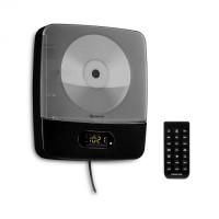 CD-плеер Auna Vertiplay Bluetooth подсветка FM-радио AUX цифровые часы BKNDY