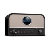 Микросистема ретрорадио Auna Columbia DAB 60 Вт макс. CD DAB + / FM BT MP3 USB VT