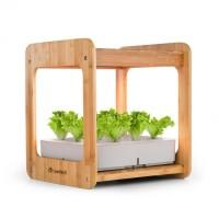 Гидроферма Blumfeldt Urban Bamboo Indoor Garden 12 растений 24W LED 7 литров бамбук VTDMA0