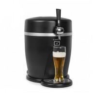 Мобильный диспенсер для напитков Klarstein Tap2Go 2 в 1 с охладителем для напитков 5 л / 13 л DMNS