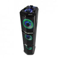 Акустическая система Auna Clubmaster TripleBeat Party Station 250 Вт макс., 3 x 10 дюймов USB BT AUX