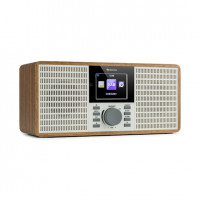 """Интернет-радио Auna IR-260 WLAN USB AUX UPnP 2,8 """"Дисплей HCC пду"""