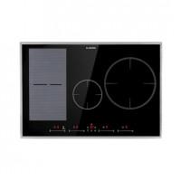 Встраиваемая гибридная индукционная варочная панель Klarstein Delicatessa 77 Hybrid Prime, 4 зоны, 7000 Вт