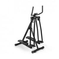 Эллиптический кросс-тренажер Capital Sports Crosswalker Air-Walker ЖК дисплей 100 кг BK