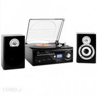 Компактная стереосистема Auna TT-190, проигрыватель винила, CD MP3 USB SD FM
