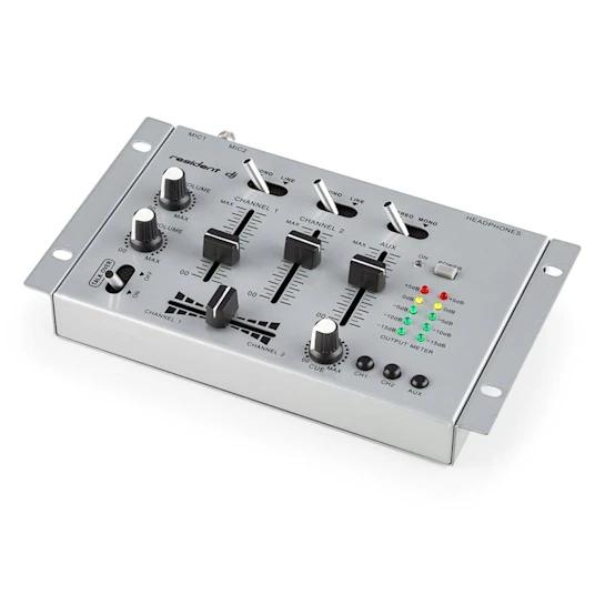 3/2-канальный микшер Resident DJ TMX-2211 микшерный пульт SLVVT